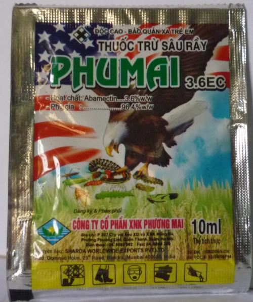 PHUMAI 3.6 EC 10ML (Đại Bàng Đen)