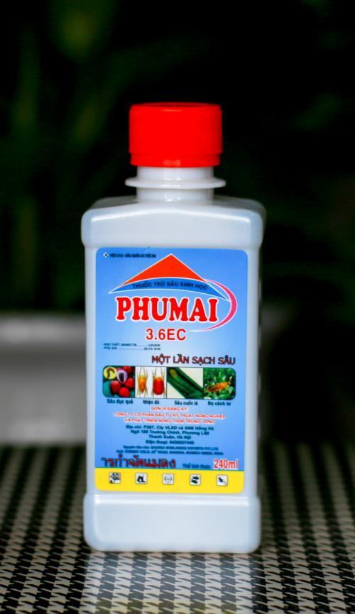 PHUMAI 3.6 EC 240ML