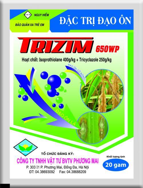 TRIZIM 650WP 20G