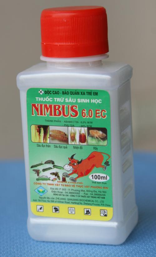 NIMBUS 6.0 EC 100ML