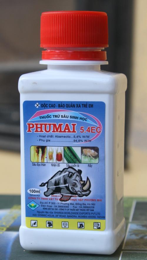 PHUMAI 5.4 EC 100ML