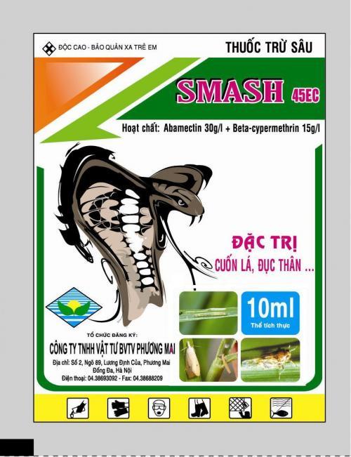 SMASH 45EC 10ML