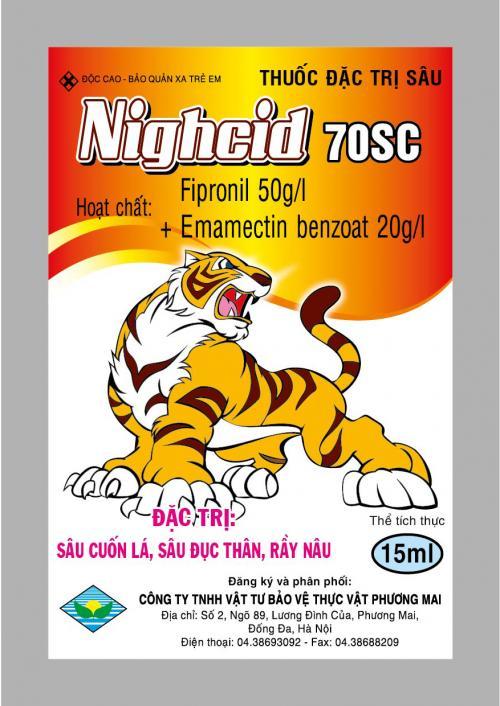 NIGHCID 70SC 15ML