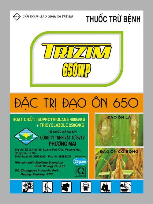 TRIZIM 650WP 25G